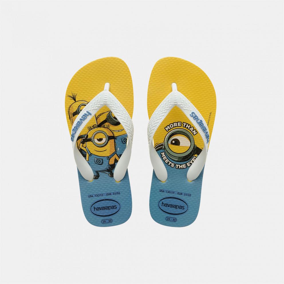 Havaianas Kids - Minions Slides