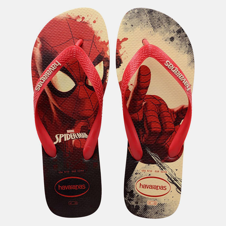 Havaianas Top Marvel Unisex Flip Flops (9000053817_3477)