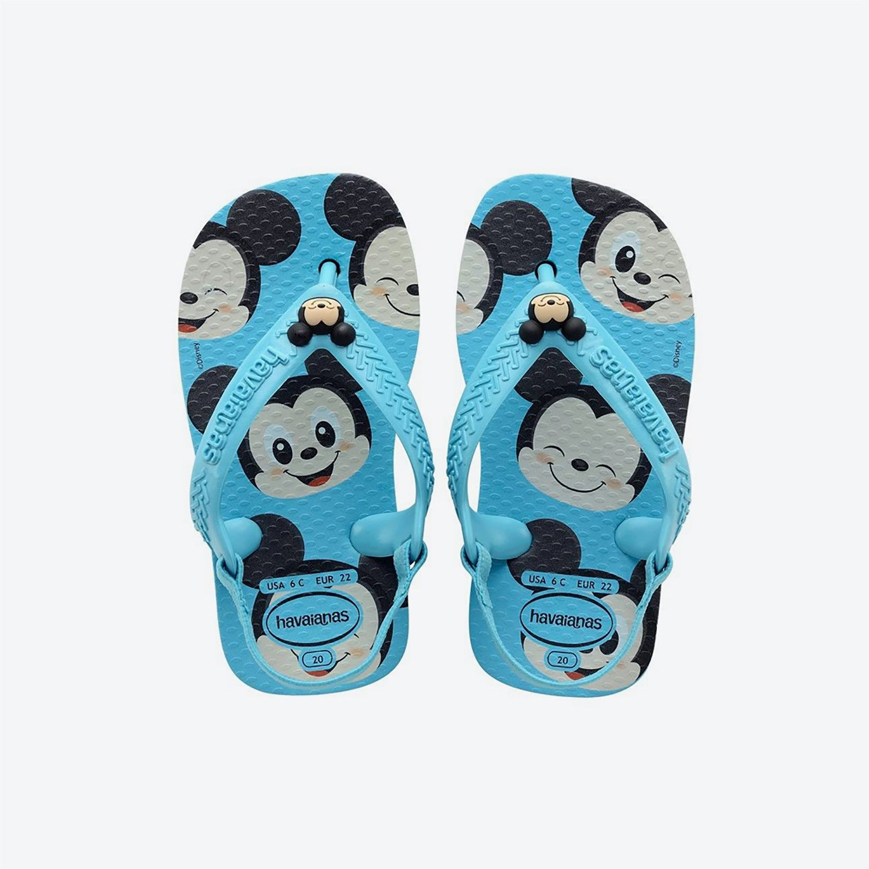 Havaianas Baby Disney Classics II Βρεφικές Σαγιονάρες (9000078929_3024)