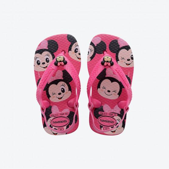 Havaianas Baby Disney Classics II Βρεφικές Σαγιονάρες