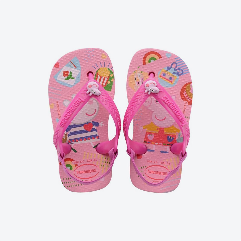 Havaianas Baby Peppa Pig Βρεφικές Σαγιονάρες (9000078954_52991)