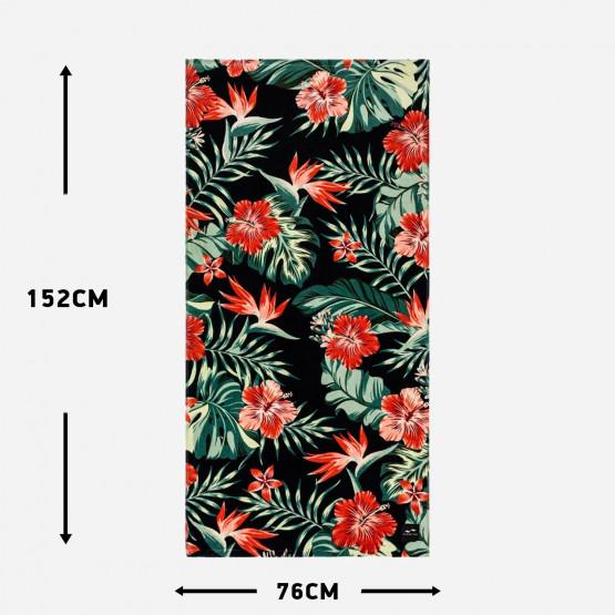 Slowtide Tropix Πετσέτα Θαλάσσης 152 x 76 cm