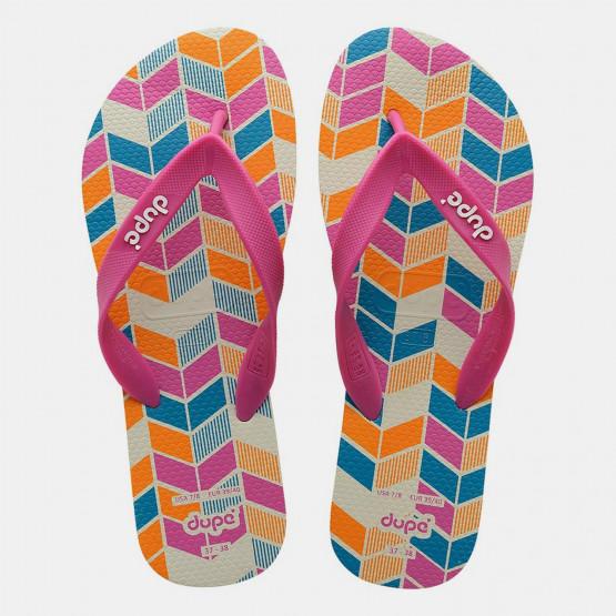 Dupe Rainbow Women's Flip Flops