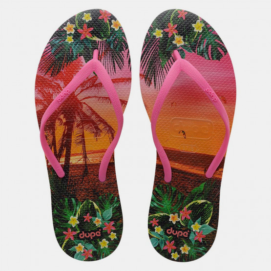Dupe Holiday Women's Flip Flops