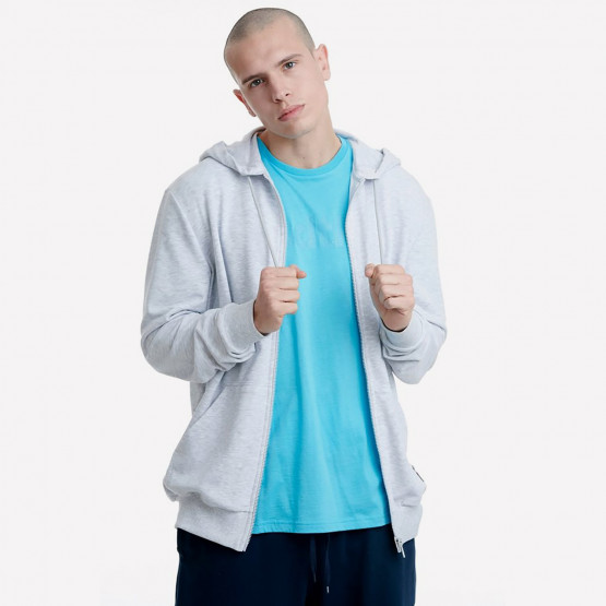 BodyTalk Hooded Zip Men's Sweater