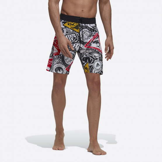 adidas Badgeup Tech Men's Board Shorts