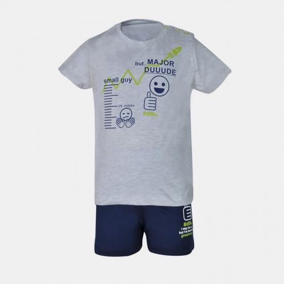 BodyTalk T-shirt & Short Infant's Set