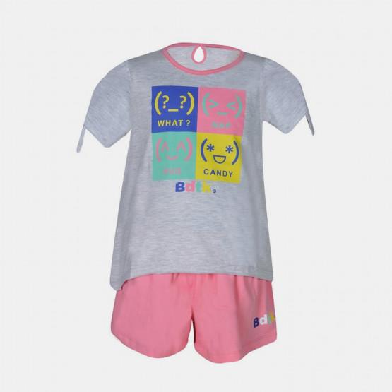BodyTalk Tshirt & Short Infant's Set