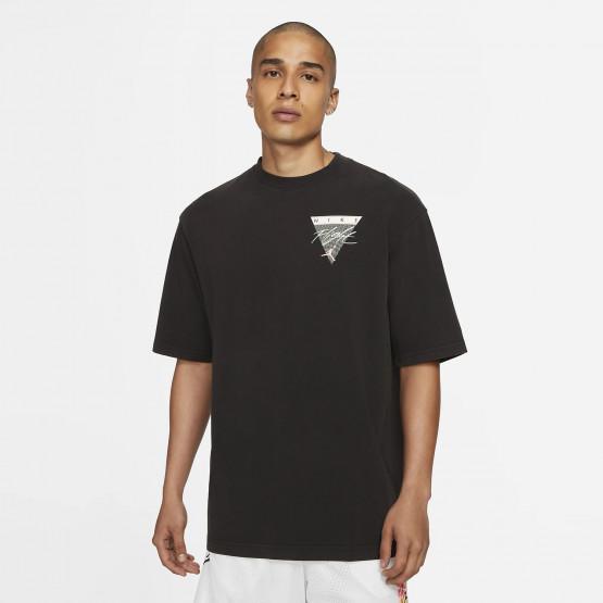 Jordan Flight Essentials Men's Washed Graphic T-Shirt