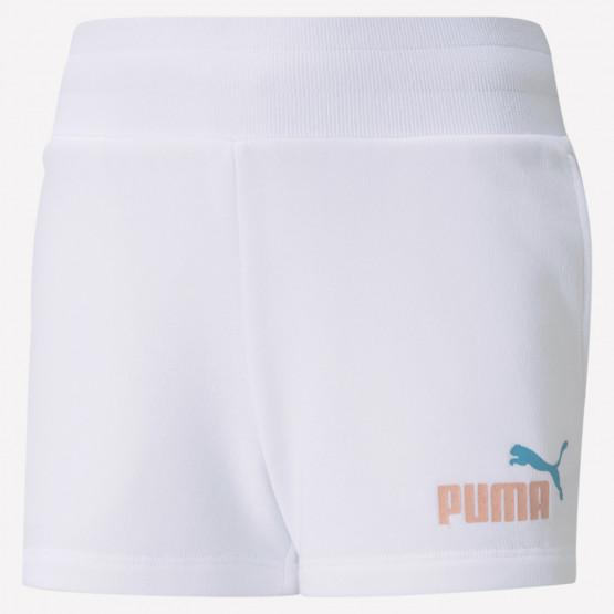 Puma Ess + Kid's Shorts
