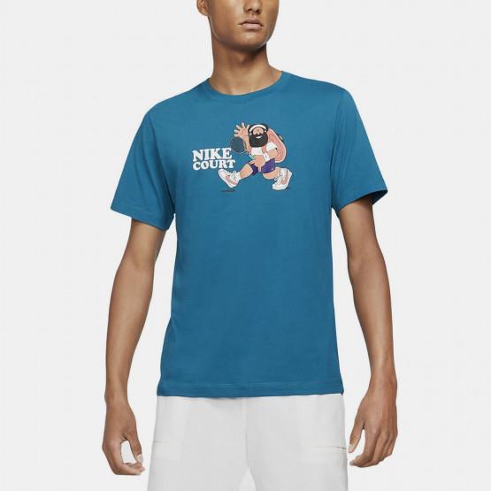 Nike Court Ανδρικό Tennis T-Shirt