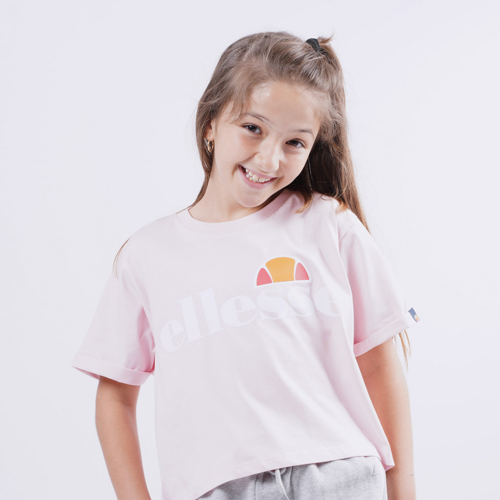 Ellesse Nicky Crop Kid's T-shirt