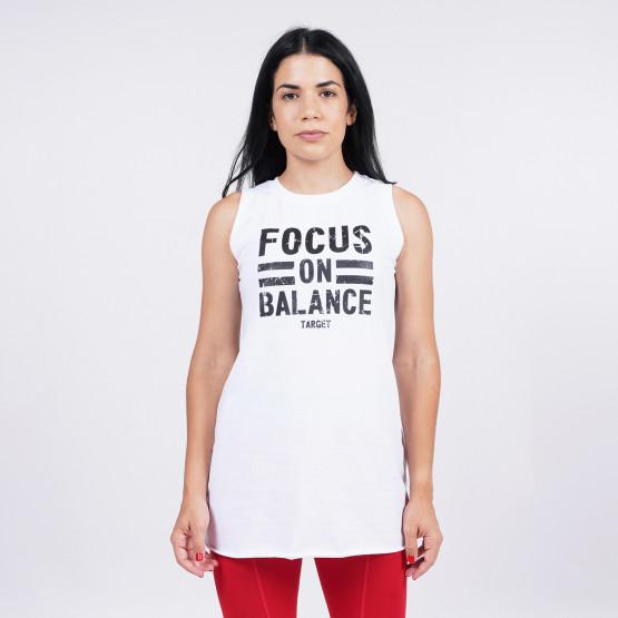 Target  ''Focus'' Women's Tank Top