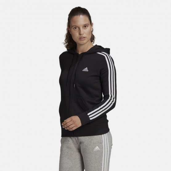 adidas Performance Essentials French Terry 3-Stripes Jacket