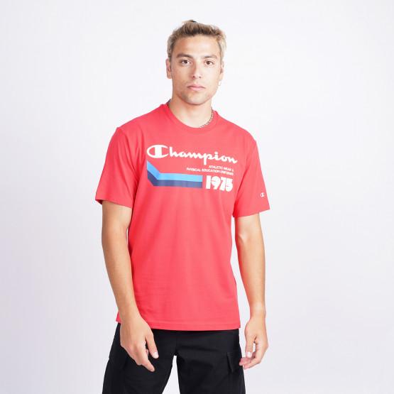 Champion Crewneck Mens T-Shirt
