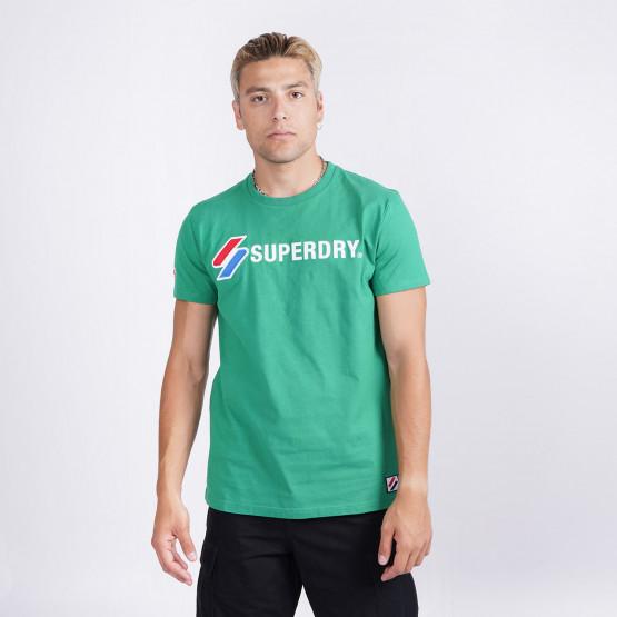 Superdry Sportstyle Ανδρικό T-Shirt