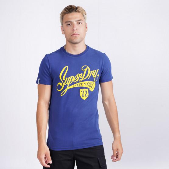 Superdry Collegiate Ανδρική Μπλούζα
