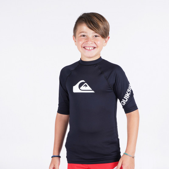 Quiksilver All Time Kids Sun Protect T-Shirt