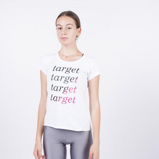 "Target Loose Top Καλτσα Φλαμμα ""Target"""