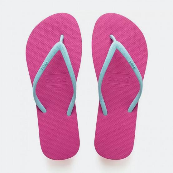 Dupe Aquarela Feminina Women's Flip Flops