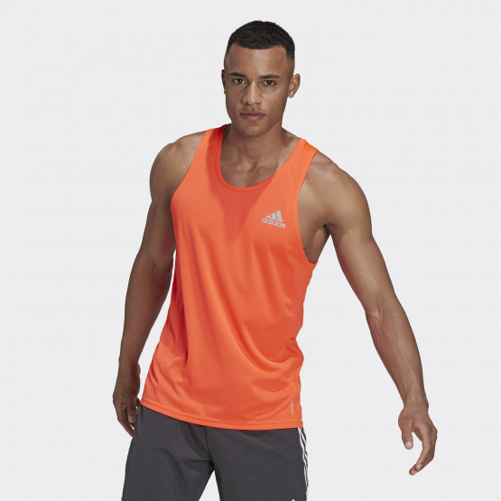 adidas Otr adidas Performance Own The Run Singlet Men's Tank Top