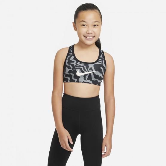 Nike Swoosh Kids' Sports Bra