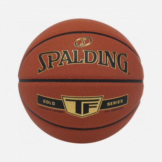 Spalding Spalding TF Gold Sz7 Composite Basketball