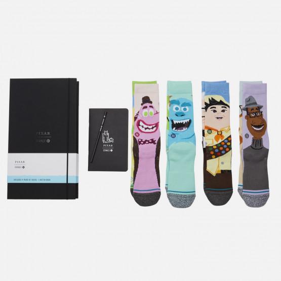 Stance Pixar Box Exclusive Unisex Σετ Κάλτσες