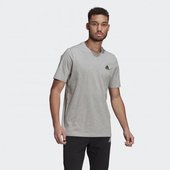 adidas Peformance Essentials Embroidered Small Logo Men's T-shirt