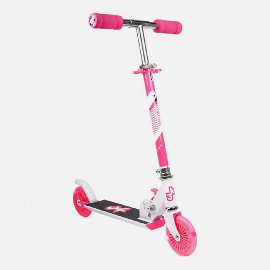 Athlopaidia Two-wheeled Skate With Illuminated Wheels