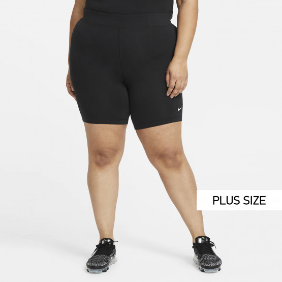 Nike Sportswear Essential Plus Size Biker Shorts