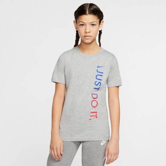 Nike Sportswear Vertical Παιδικό T-shirt
