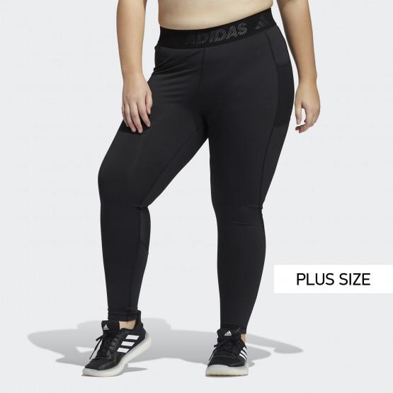 adidas Performance Γυναικείο Plus Size Κολάν