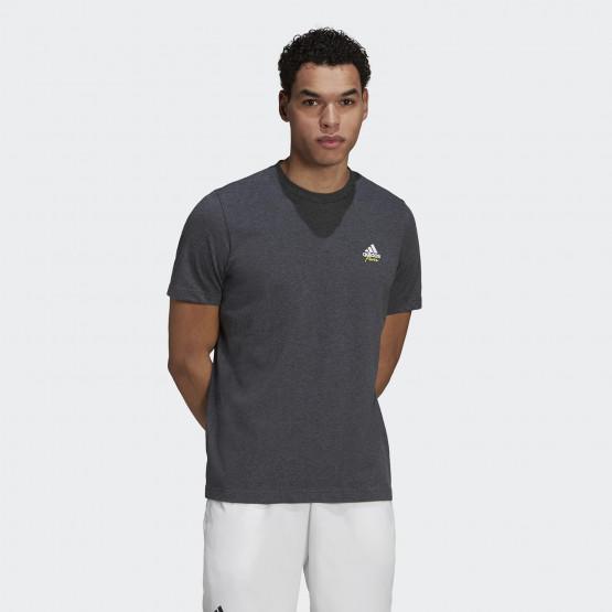 adidas Performance Roland Garros Tennis Graphic Men's T-shirt