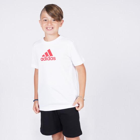 adidas Performance Badge of Sport Kids' Tee