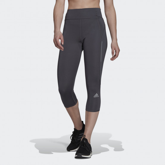 adidas Own The Run 3/4 Γυναικείο Κολάν Για τρέξιμο