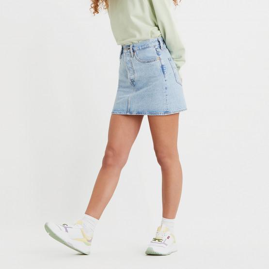 Levis Ribcage Skirt Living Legend