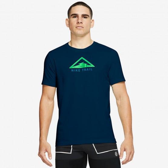 Nike Trail Dri-Fit Ανδρικό Trail T-Shirt