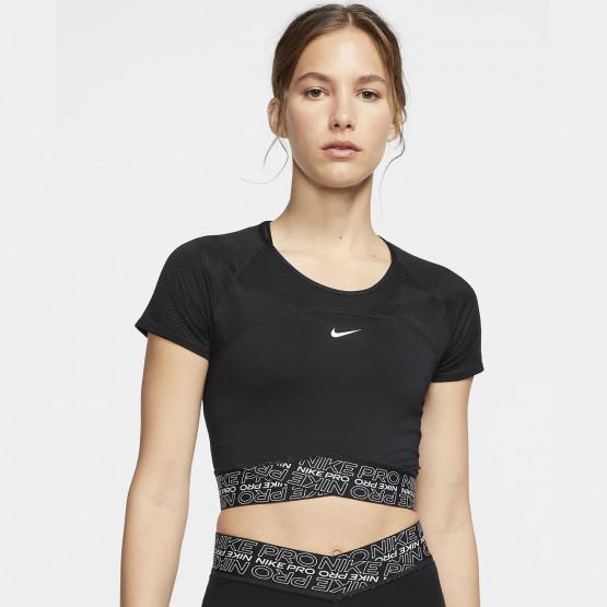 Nike Pro Dri Fit Γυναικείο Crop Top
