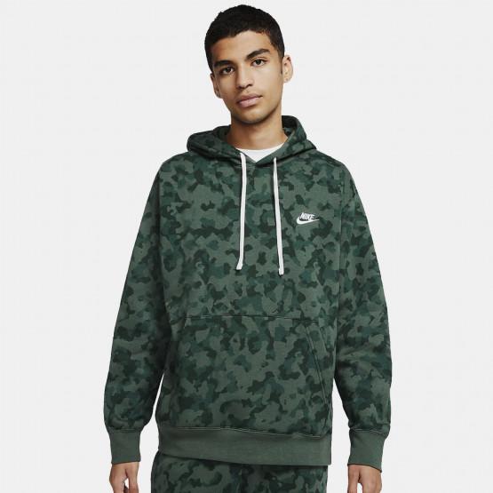 Nike Sportswear Club Camo Ανδρικό Φούτερ