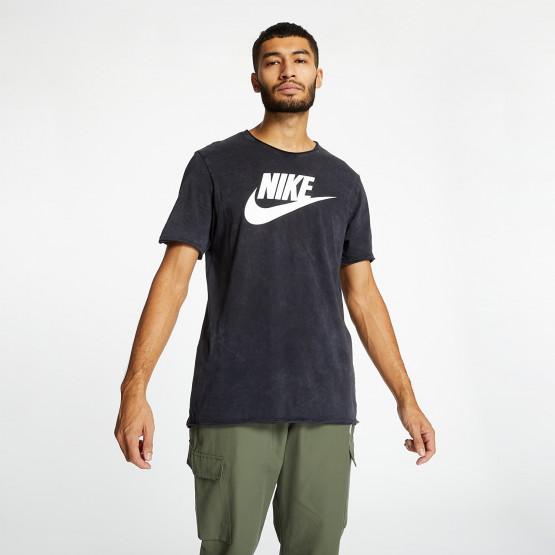 Nike Sportswear Icon Futura Washed Ανδρικό T-Shirt