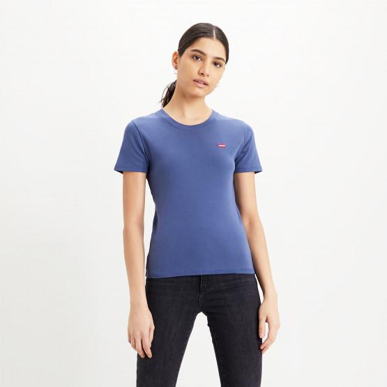 Levi's Rib Baby Tee Γυναικείο T-Shirt