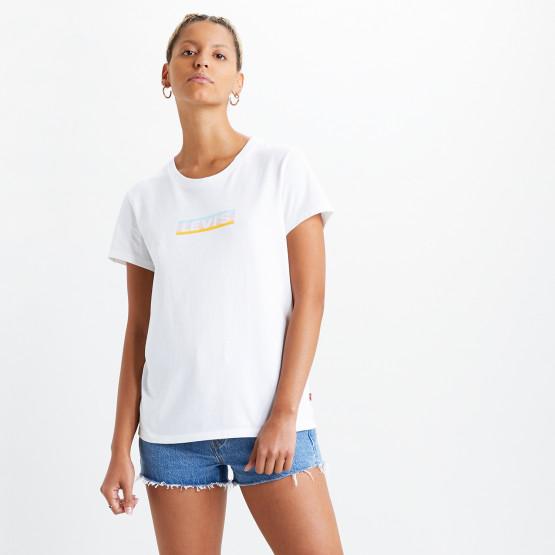 Levis The Perfect Tee Box Tab  Γυναικείο T-Shirt