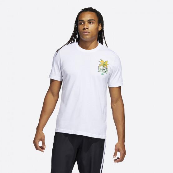 adidas Performance Summer Basketball Men's T-shirt