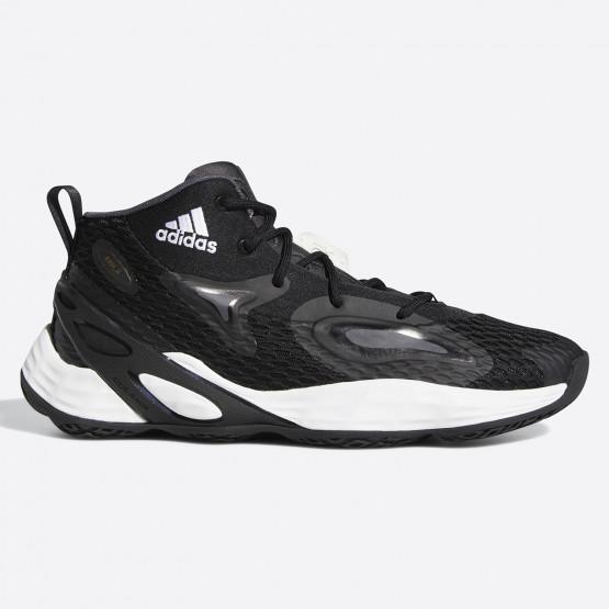 adidas Performance Exhibit A Mid Ανδρικά Παπούτσια για Μπάσκετ