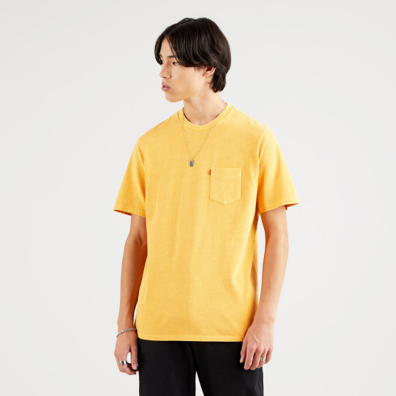 Levis Relaxed Fit Pocket Ανδρικό T-shirt