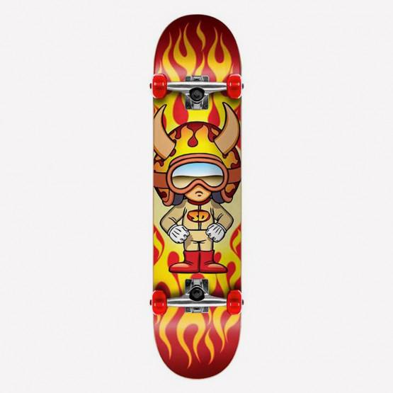 Athlopaidia Speed Demons Hot Shot Skateboard