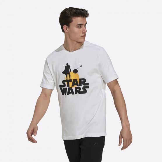 adidas Performance x Star Wars: The Mandalorian Ανδρικό T-shirt