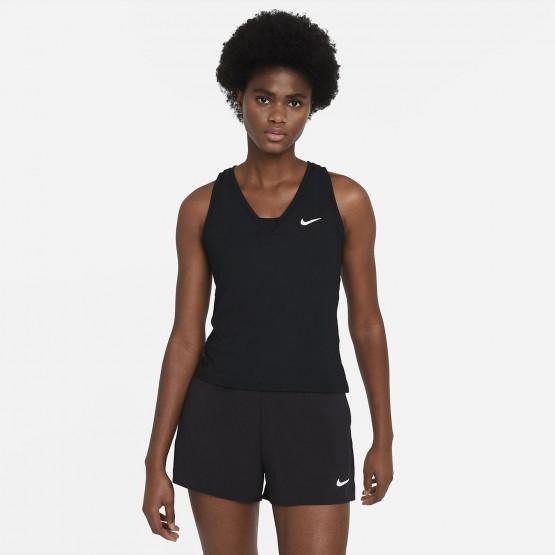 NikeCourt Victory Γυναικείο Αμάνικο T-shirt Για Tennis