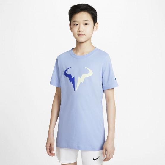 Nike Court Dri-FIT Rafa Kid's T-shirt